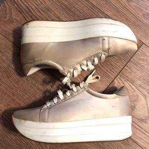 Vagabond Casey Wedge sneaker size US 6